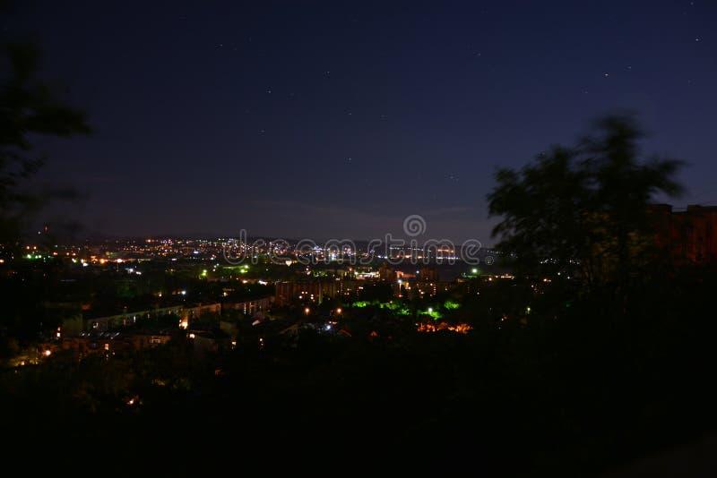 夜辛菲罗波尔006 库存照片