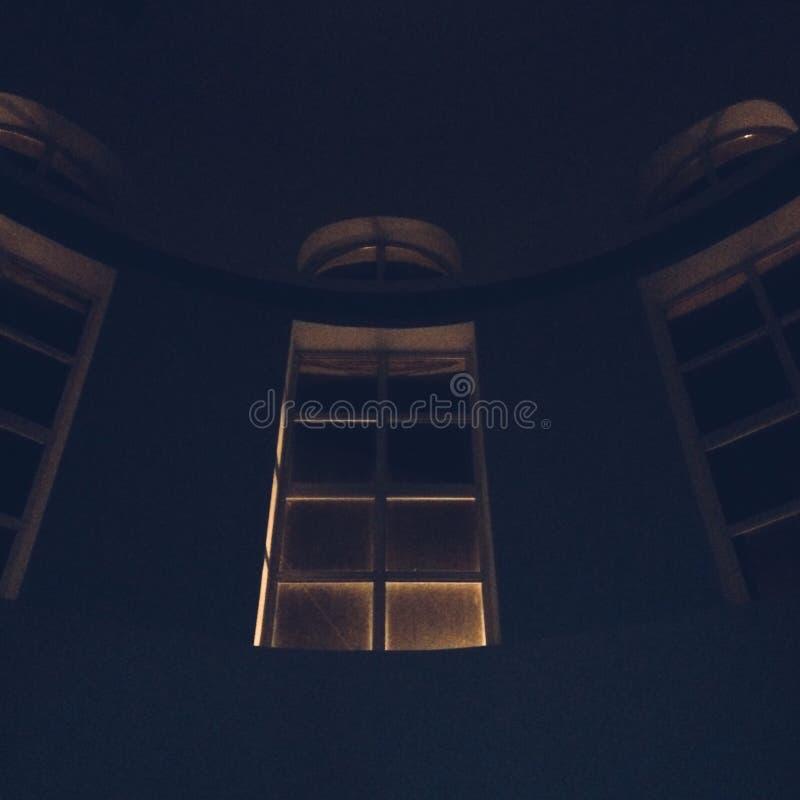 夜间 免版税库存图片
