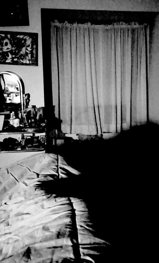 夜间 免版税库存照片