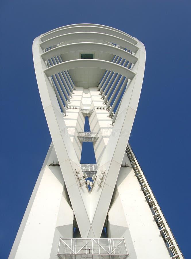 大三角帆塔 图库摄影