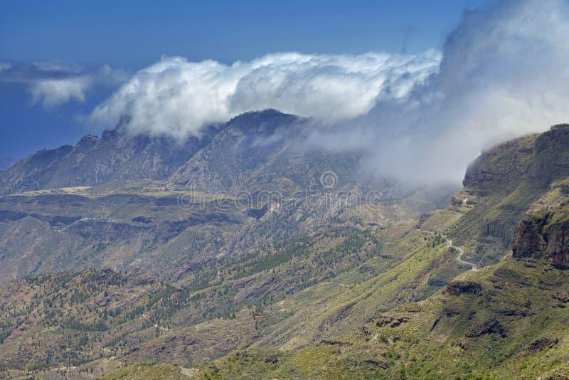 大加那利岛, 5月 免版税图库摄影