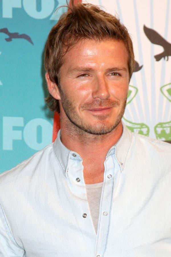 大卫Beckham 免版税库存图片