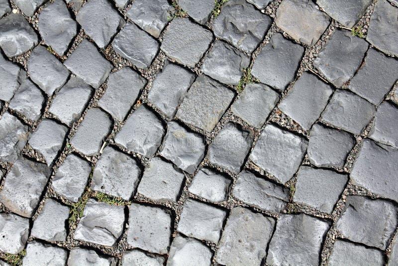 大卵石石头 免版税图库摄影