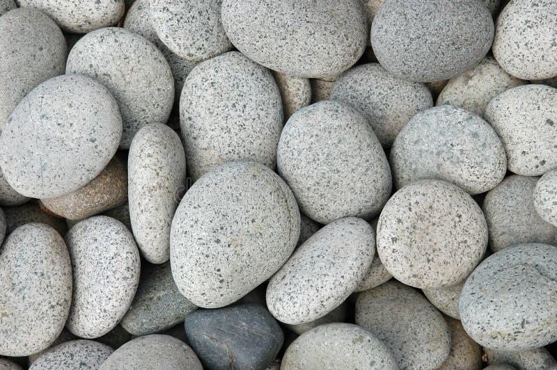 大卵石 免版税库存照片