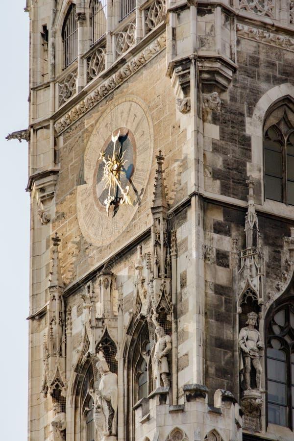 大厅慕尼黑新的城镇 库存图片