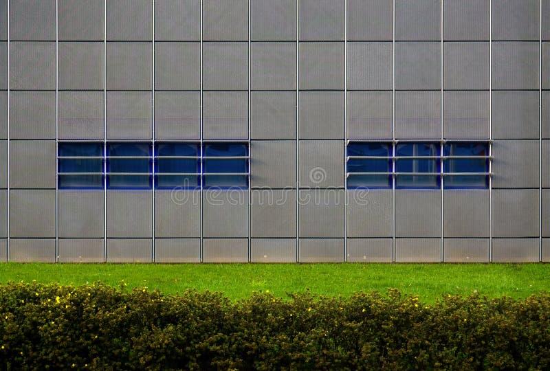 大厦办公室 免版税库存图片