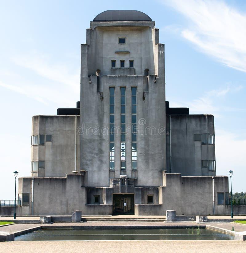 大厦单选Kootwijk 免版税库存照片