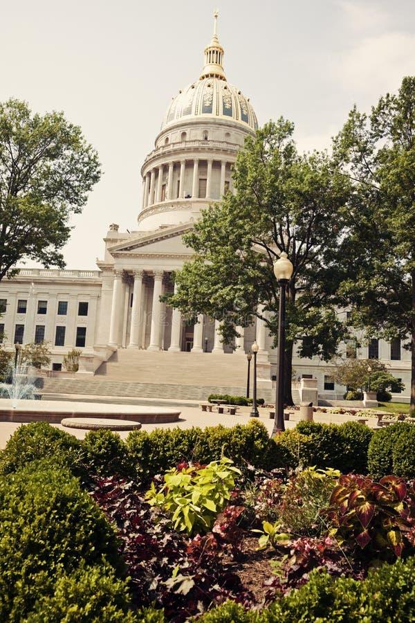 大厦国会大厦查尔斯顿状态 免版税图库摄影