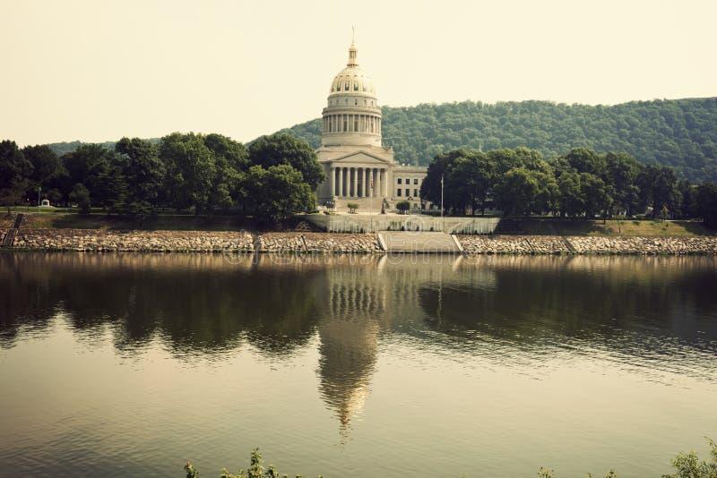 大厦国会大厦查尔斯顿状态 库存图片
