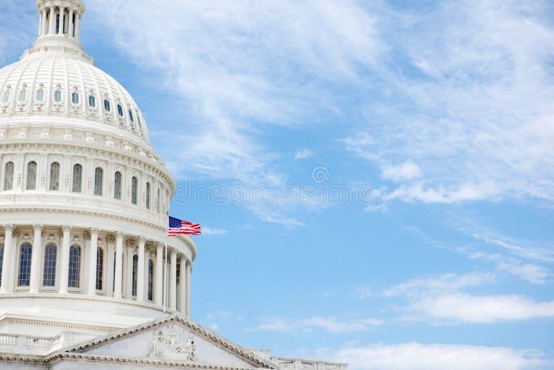 大厦国会大厦状态团结了 图库摄影
