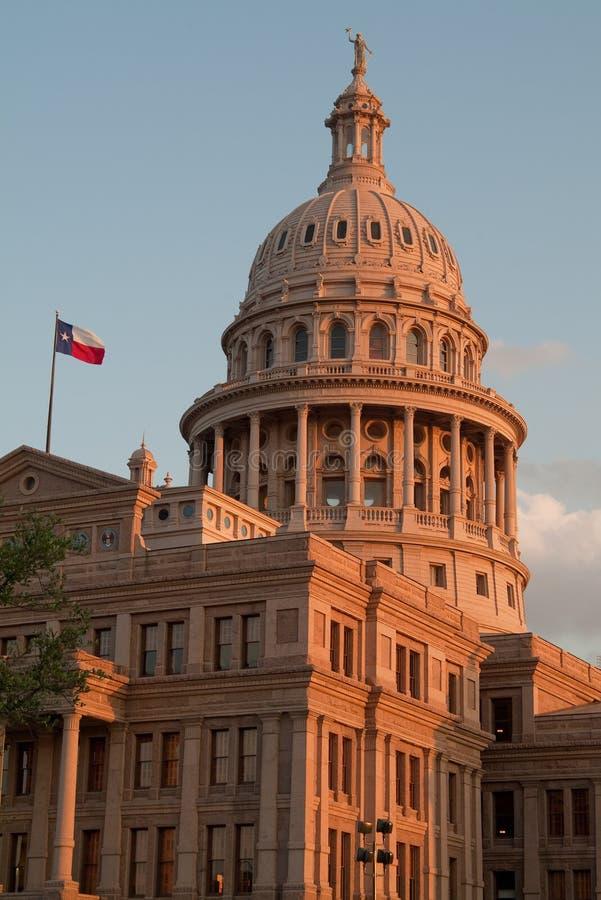 大厦国会大厦状态得克萨斯 免版税图库摄影