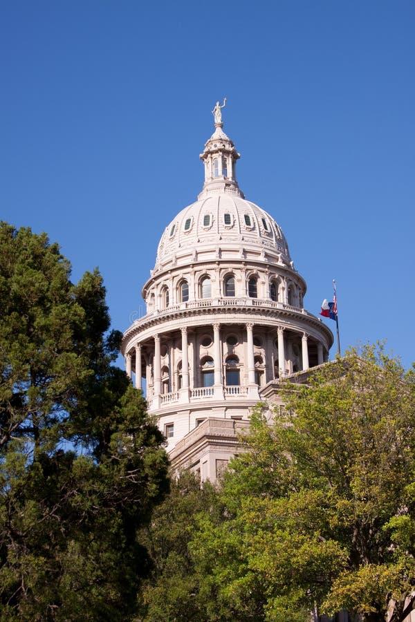 大厦国会大厦状态得克萨斯 免版税库存照片