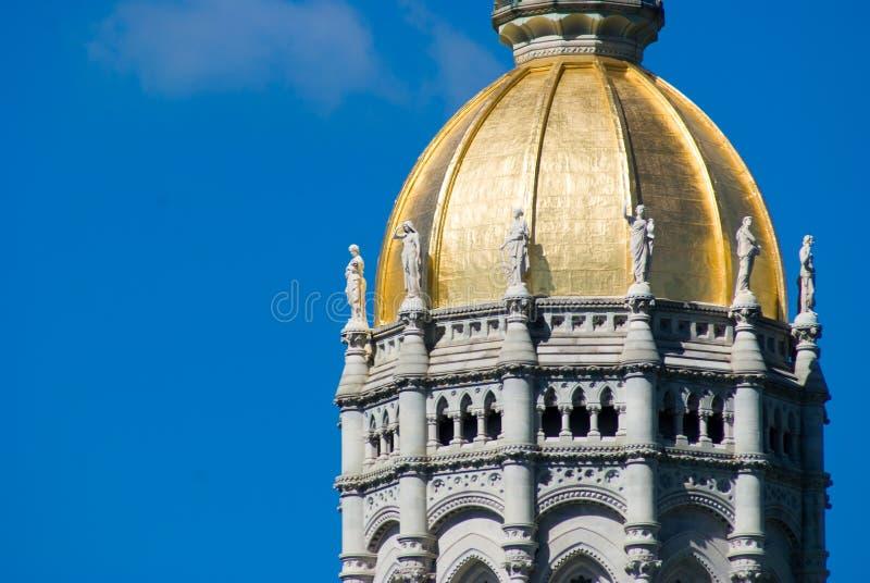大厦国会大厦 免版税图库摄影