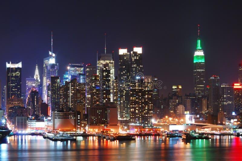 大厦城市帝国新的状态约克 库存图片