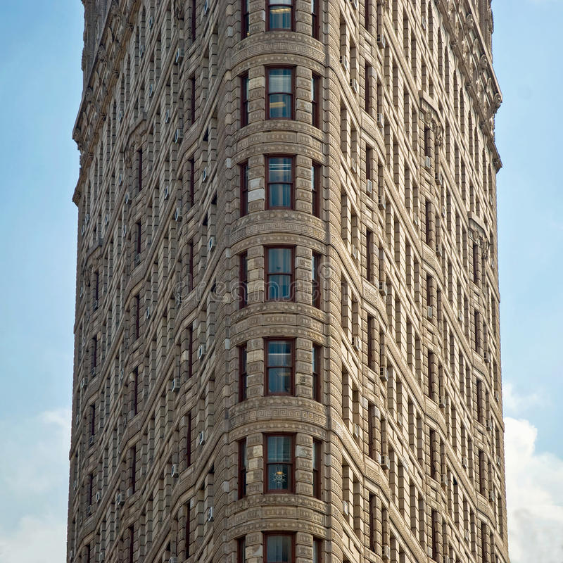 大厦城市flatiron纽约 库存照片