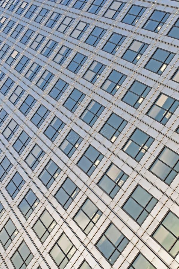 大厦朝向玻璃液 图库摄影