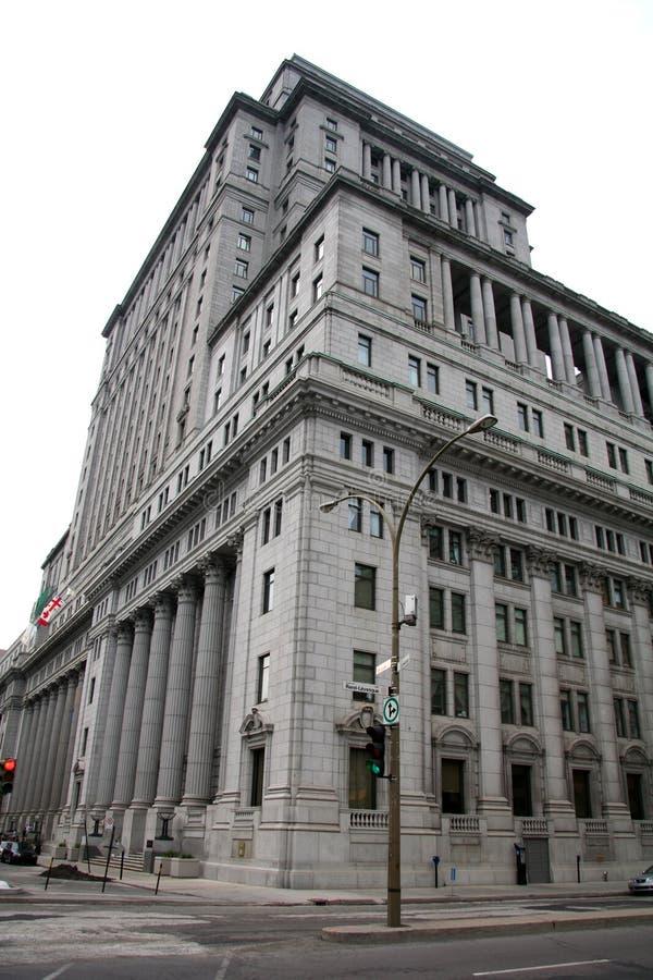 大厦法院大楼 免版税库存照片