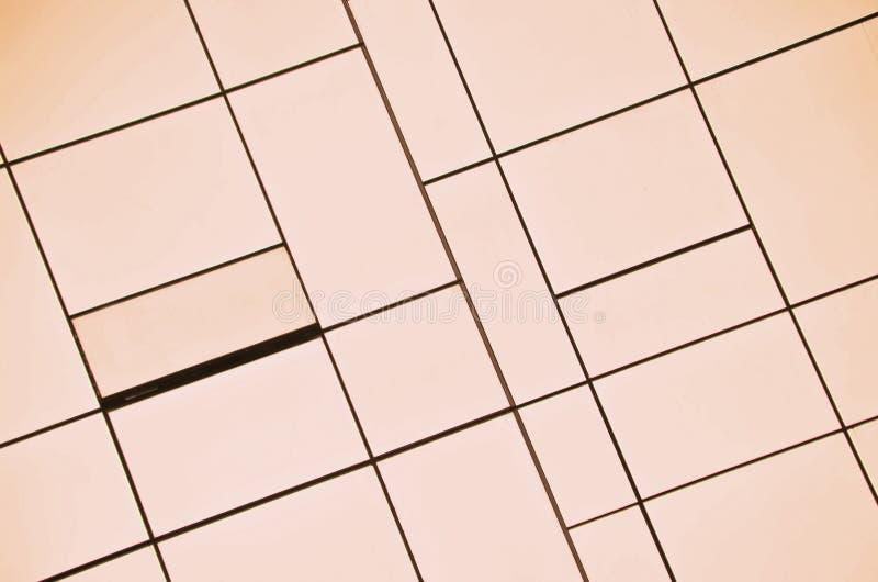 大厦的金玻璃墙 免版税库存图片