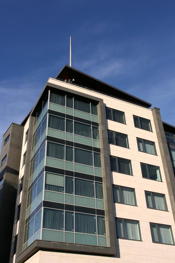 大厦都伯林办公室 库存图片