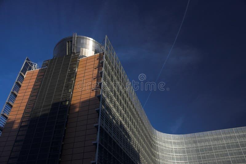 大厦铕 免版税图库摄影