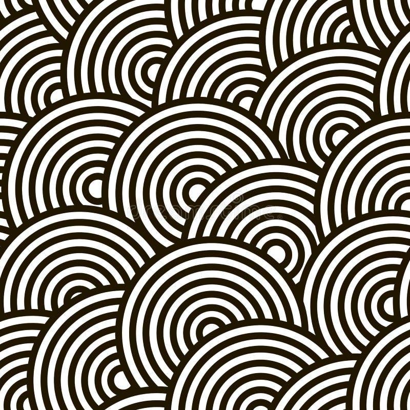 Download 大反差圈子无缝的样式 库存例证. 插画 包括有 单色, 马赛克, 颜色, 几何, 形成弧光的, 杂乱, 图象 - 72353976
