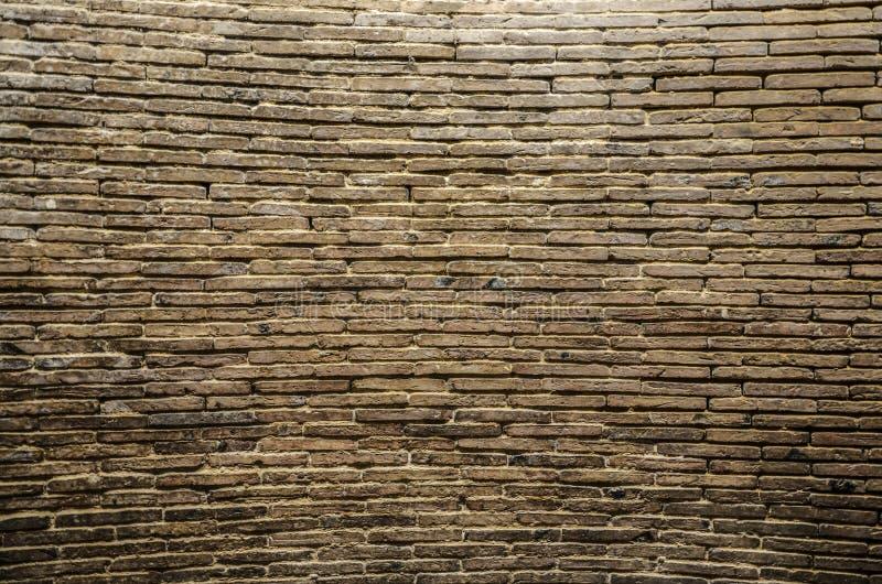 大古老砖墙 图库摄影