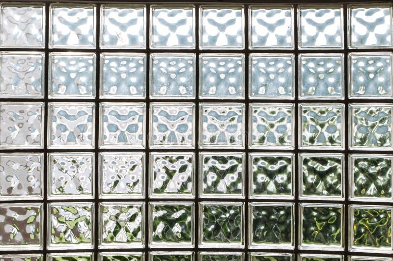大块玻璃墙壁 免版税库存照片