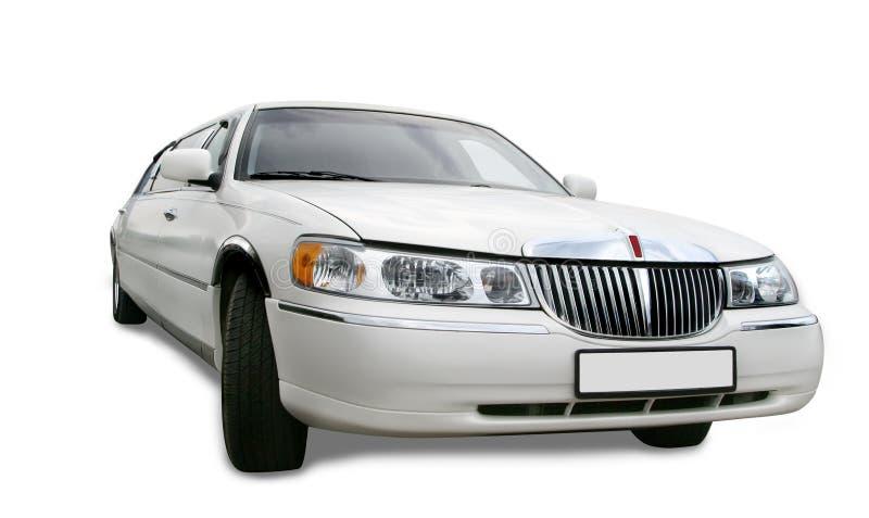 大型高级轿车 免版税库存照片