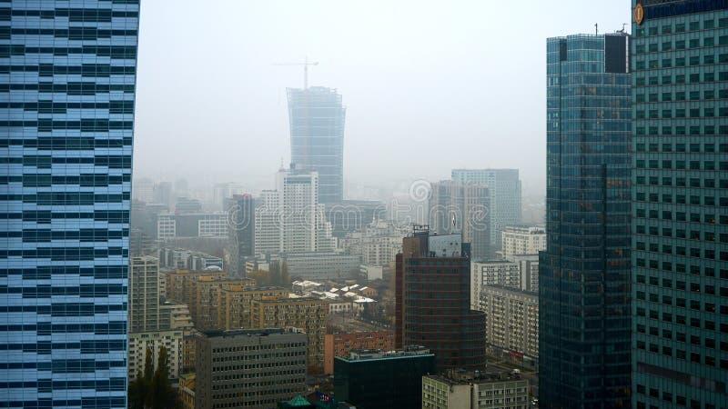 大城市一 库存照片