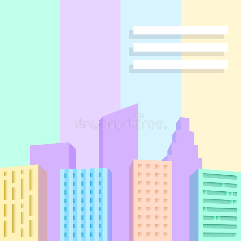 Download 大城市场面 向量例证. 插画 包括有 门面, 拱道, 背包, 街道, 场面, 商业, 简单, 向量, 都市风景 - 62526188