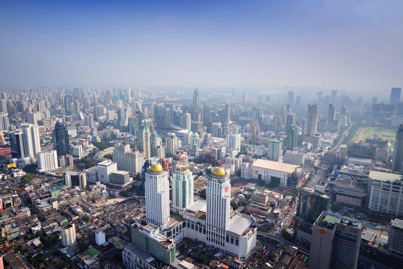 大城市-曼谷 免版税库存照片