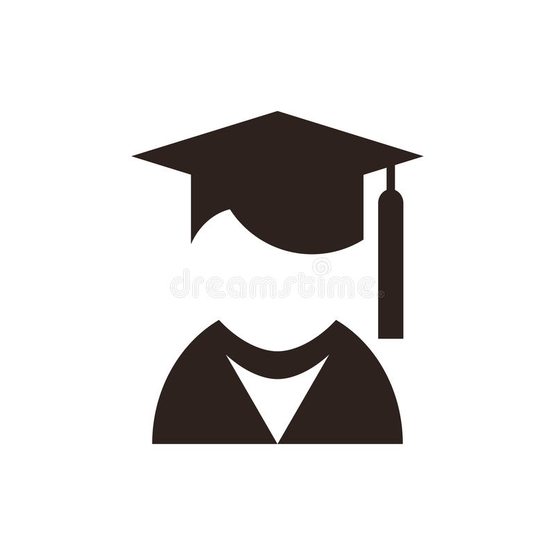 大学具体化 教育象 图库摄影