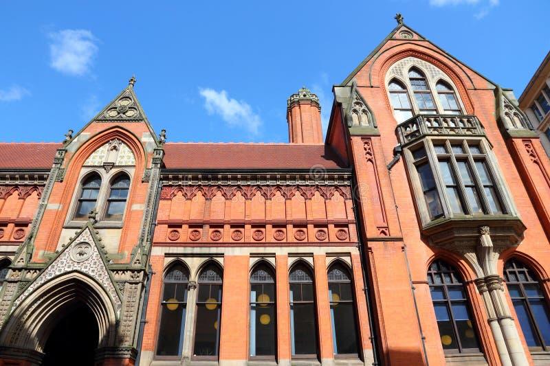 大学在英国 库存图片