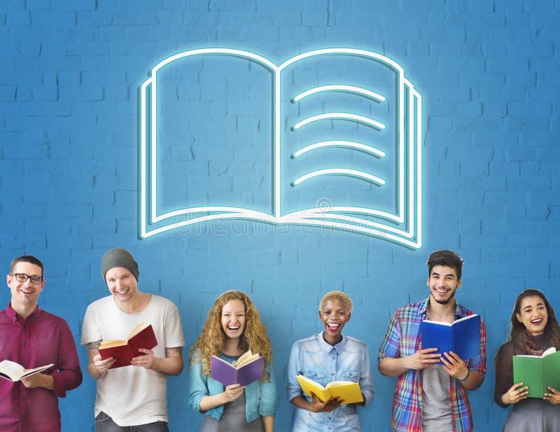 大学,年轻成人青年教育概念 库存图片