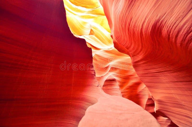 美国风景,大峡谷。 亚利桑那,犹他,美国 免版税库存图片