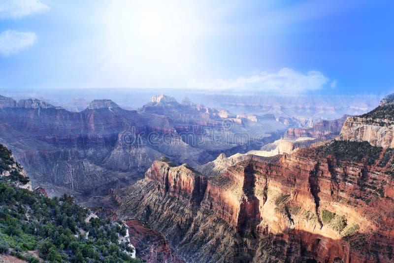大峡谷亚利桑那 免版税库存图片