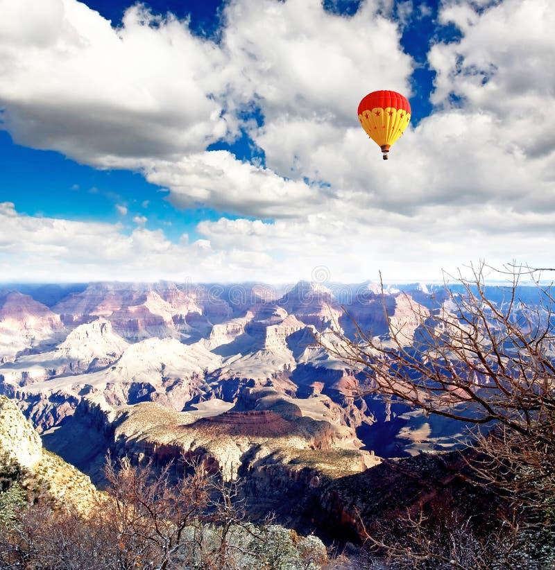 大峡谷国家公园在亚利桑那 免版税库存照片