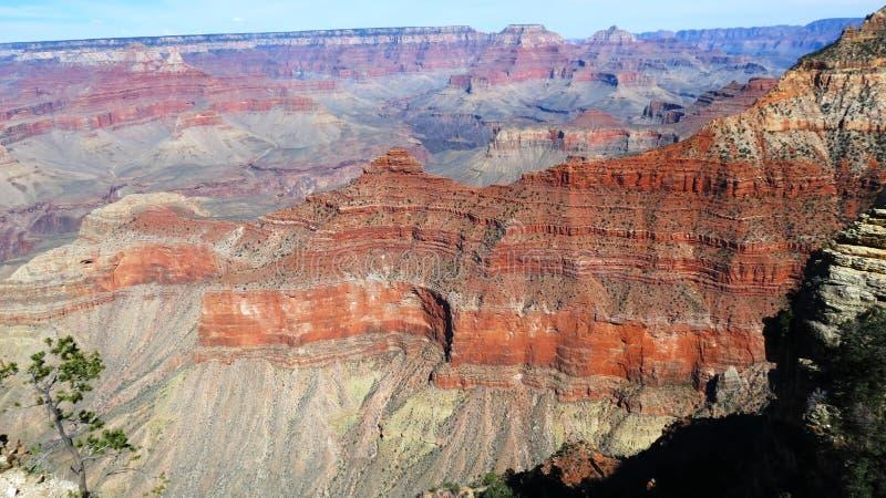 大峡谷国家公园,亚利桑那 免版税库存照片