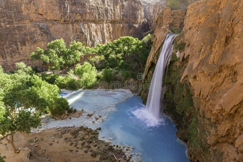 大峡谷香格里拉 免版税库存照片