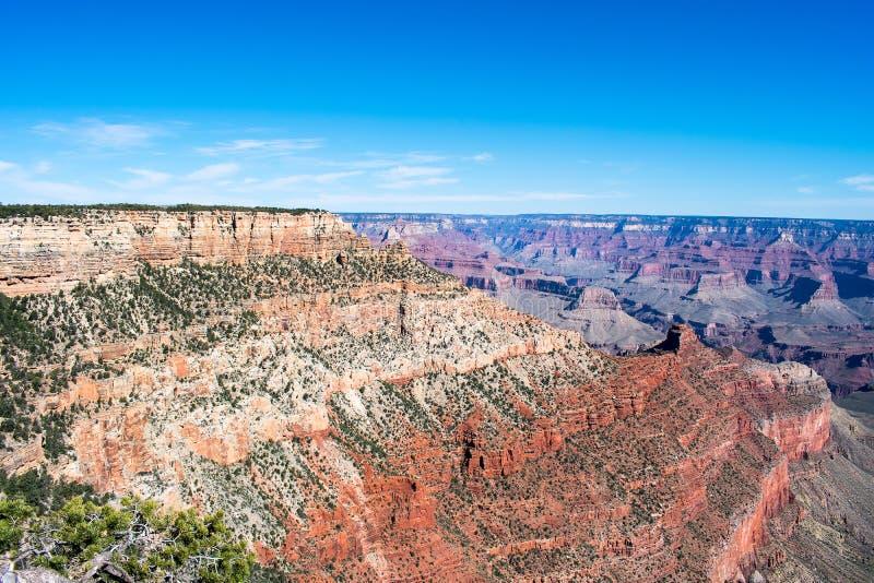 大峡谷,美国 库存照片