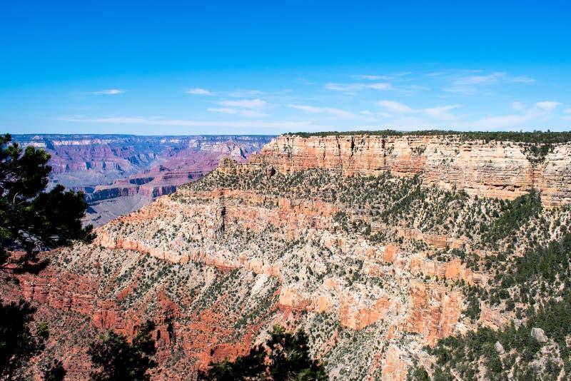 大峡谷,美国 免版税库存照片