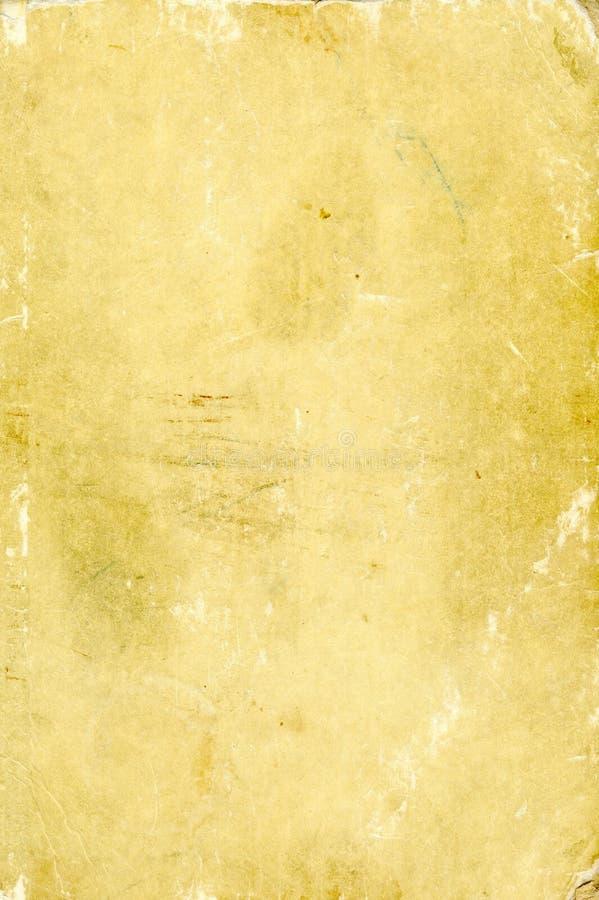 大张纸葡萄酒 免版税库存图片