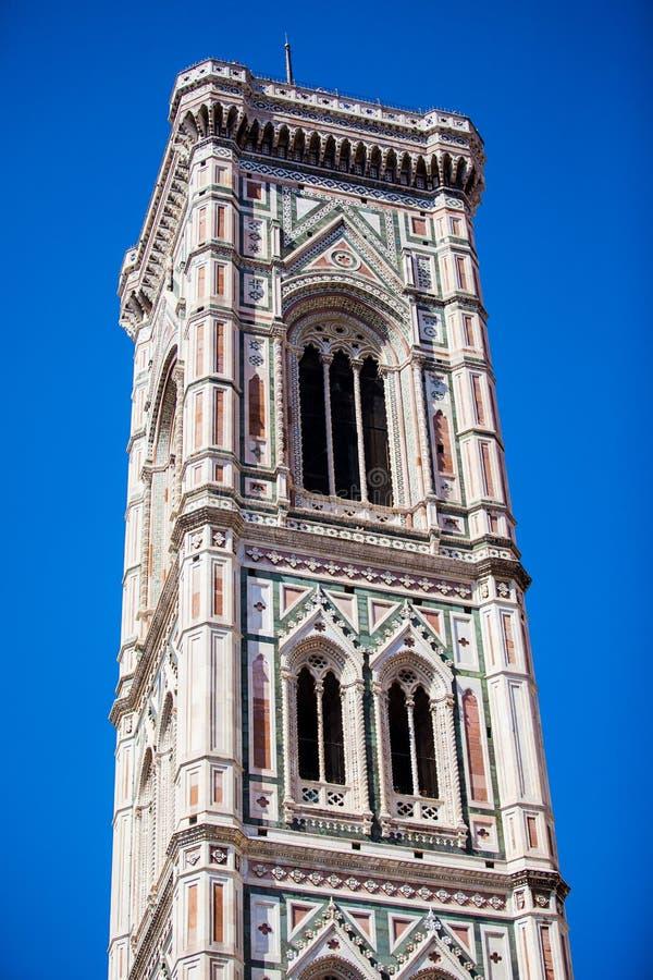 大教堂在佛罗伦萨,托斯卡纳,意大利 免版税库存照片