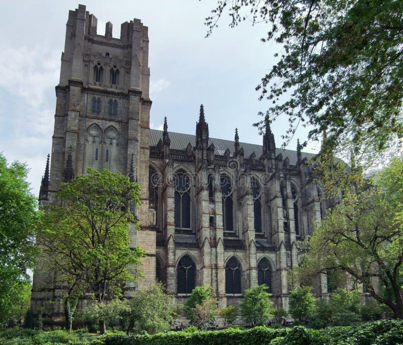 大教堂在纽约 图库摄影
