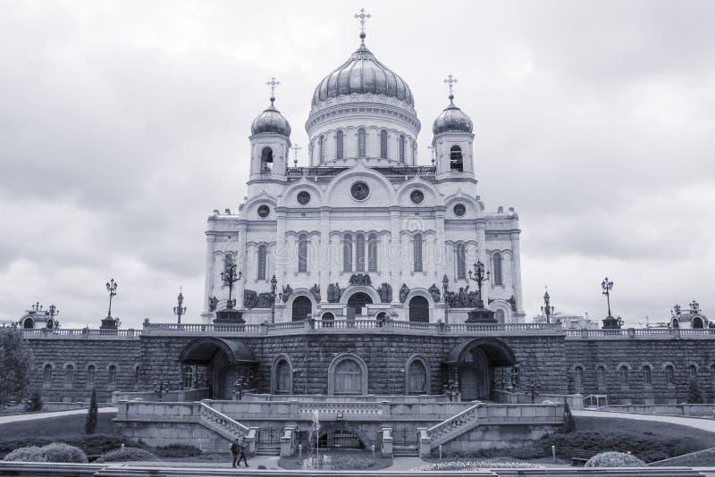 大教堂基督救主 免版税库存照片