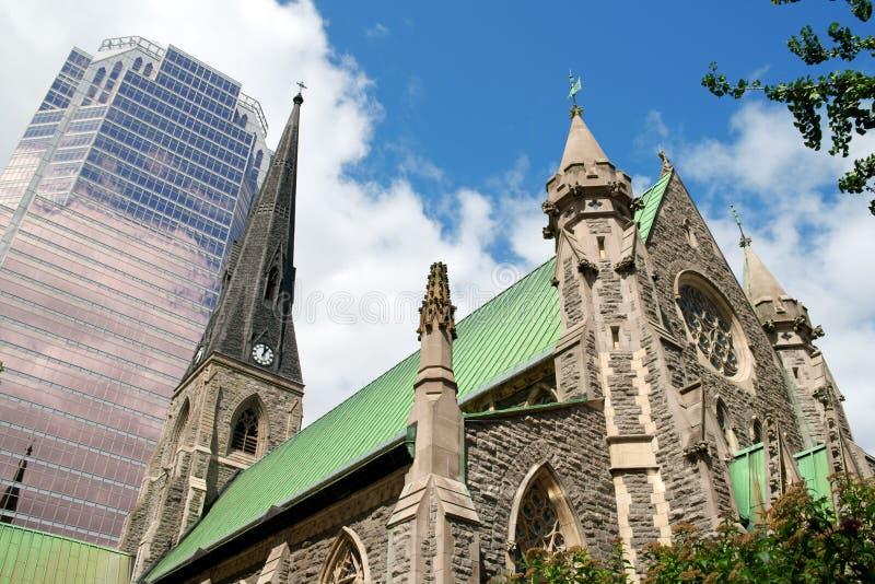 大教堂基督教会 库存图片