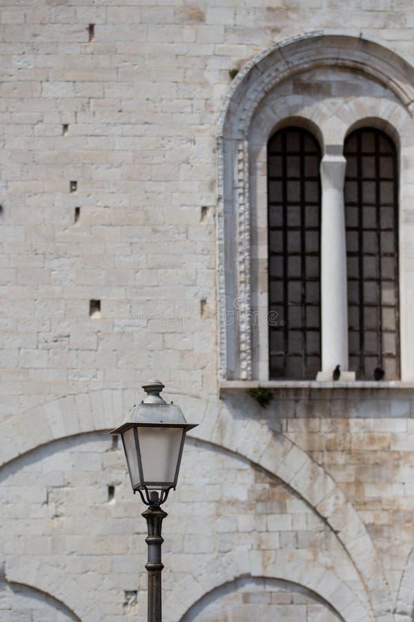 大教堂尼古拉斯圣徒 免版税库存照片