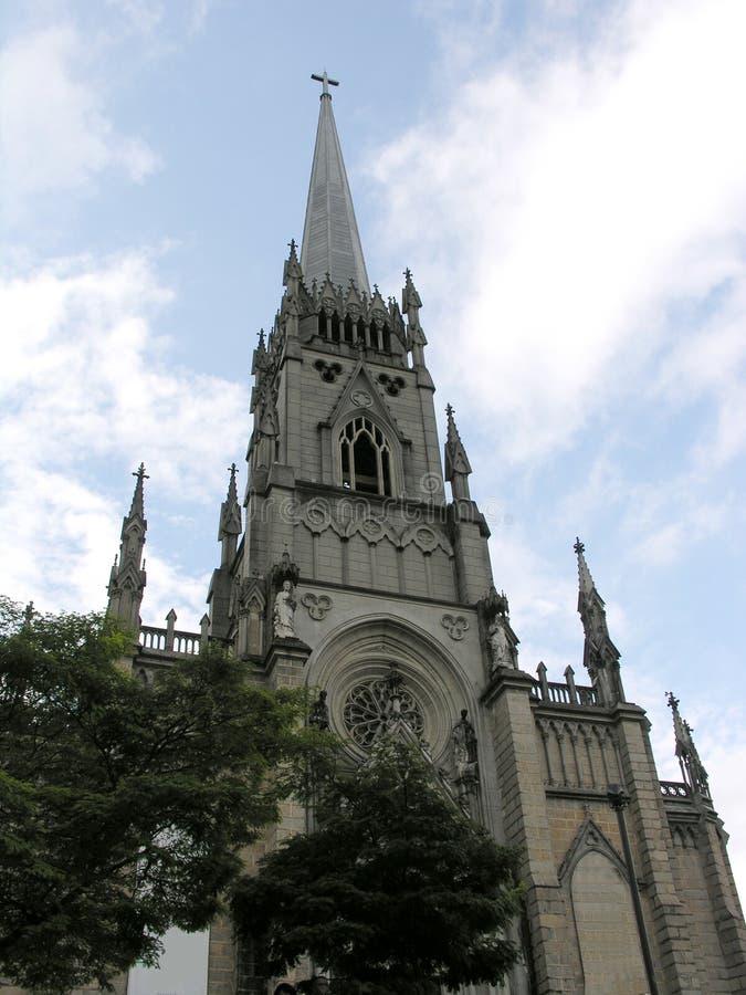 大教堂彼得s圣徒 库存图片