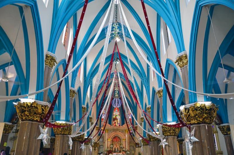大教堂玛丽s st 库存照片
