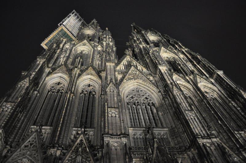 大教堂科隆香水著名德国遗产国际地标站点科教文组织世界 免版税图库摄影
